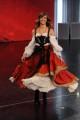 Foto IPP/Gioia Botteghi 30/03/2011 Roma terza puntata di 150anni, nella foto:  Belen Rodriguez