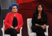 Foto IPP/Gioia Botteghi 30/03/2011 Roma terza puntata di 150anni, nella foto: Lucia Bosè e Francesca Testasecca