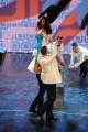 Foto IPP/Gioia Botteghi 30/03/2011 Roma terza puntata di 150anni, nella foto:  Cristina Chiabotto