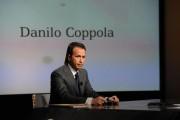 Foto/IPP/Gioia Botteghi Trasmissione rai tre IN MEZZ'ORA, Lucia Annunziata intervista Danilo Coppola