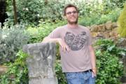 Foto IPP/Gioia Botteghi 6/04/2011 Roma presentazione del film  Source Code, nella foto il regista  Duncan Jones