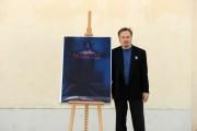 Foto/IPP/Gioia Botteghi Roma 7/04/2011 presentazione del film RASPUTIN, nella foto Franco Nero