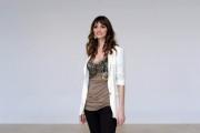 Foto IPP/Gioia Botteghi 8/04/2011 Roma Presentazione della fiction di raiuno_ Un passo dal cielo_ nella foto: Gaia Bermani Amaral