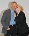 Foto IPP/Gioia Botteghi 8/04/2011 Roma Presentazione della fiction di raiuno_ Un passo dal cielo_ nella foto: Terence Hill e Katia Ricciarelli