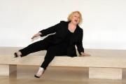 Foto IPP/Gioia Botteghi 8/04/2011 Roma Presentazione della fiction di raiuno_ Un passo dal cielo_ nella foto:  Katia Ricciarelli