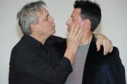 Foto IPP/Gioia Botteghi 8/04/2011 Roma Presentazione della fiction di raiuno_ Un passo dal cielo_ nella foto:  Enrico Ianniello e Francesco Salvi