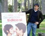 Foto IPP/Gioia Botteghi 13/04/2011 Roma Presentazione del film, SE SEI COSI TI DICO SI, nella foto Emilio Solfrizzi