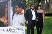 Foto IPP/Gioia Botteghi 18/04/2011 Roma Presentazione del film, NOTIZIE DEGLI SCAVI, nella foto Giuseppe Battiston e Ambra Angiolini