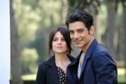 Foto IPP/Gioia Botteghi 21/04/2011 Roma Presentazione del film, IL SESSO AGGIUNTO, nella foto:GIUSEPPE ZENO, VALENTINA D'AGOSTINO,