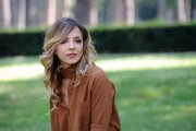 Foto IPP/Gioia Botteghi 21/04/2011 Roma Presentazione del film, IL SESSO AGGIUNTO, nella foto: MYRIAM CATANIA