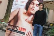 Foto IPP/Gioia Botteghi 26/04/2011 Roma Presentazione del film Diciott'anni, nella foto: Marco Rulli