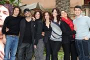 Foto IPP/Gioia Botteghi 26/04/2011 Roma Presentazione del film Diciott'anni, nella foto: il cast