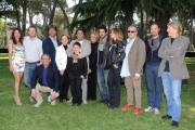 Foto IPP/Gioia Botteghi 12/05/2011 Roma,  presentazione della fiction di canale 5 Fratelli Detective, nella foto: il cast