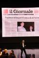 Foto IPP/Gioia Botteghi 18/05/2011 Roma, prima puntata di Ci tocca anche Vittorio Sgarbi rai uno , nella foto: Sgarbi