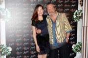 foto/IPP/Gioia Botteghi 25/05/2011 Roma, presentazione del corto: The wholly family, nella foto: Cristiana Capotondi con il regista Terry Gilliam