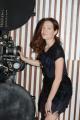 foto/IPP/Gioia Botteghi 25/05/2011 Roma, presentazione del corto: The wholly family, nella foto: Cristiana Capotondi