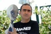 foto/IPP/Gioia Botteghi 26/05/2011 Roma, presentazione del film Paoul, nella foto Elio che da la voce al personaggio extraterrestre