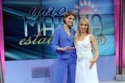 foto/IPP/Gioia Botteghi 04/06/2011 Roma, UNO MATTINA ESTATE week end, i conduttori:  Vira Carbone e Claudia Andreatti