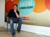 foto/IPP/Gioia Botteghi 09/06/2011 Roma, Presentazione della trasmissione di Corrado Guzzanti su Sky ANIENE, nella foto