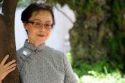 foto/IPP/Gioia Botteghi 13/06/2011 Roma, FESTIVAL DELLE LETTERATURE, la scrittrice cinese XINRAN