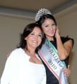 foto/IPP/Gioia Botteghi 16/06/2011 Roma, presentazione di MISS ITALIA NEL MONDO, nella foto: la miss in carica Kimberly Castillo Mota con Patrizia Mirigliani