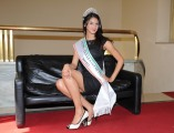 foto/IPP/Gioia Botteghi 16/06/2011 Roma, presentazione di MISS ITALIA NEL MONDO, nella foto: la miss in carica Kimberly Castillo Mota