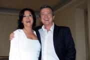 foto/IPP/Gioia Botteghi 16/06/2011 Roma, presentazione di MISS ITALIA NEL MONDO, nella foto:  Patrizia Mirigliani e Pupo