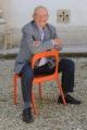foto/IPP/Gioia Botteghi 20/06/2011 Roma, FESTIVAL DELLE LETTERATURE, WILBUR SMITH