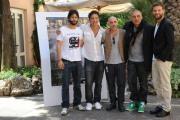 foto/IPP/Gioia Botteghi 23/06/2011 Roma, Presentazione del film 5 nella foto il regista Francesco M. Dominedò, Branciamore, Sammarco, Marazziti, Borghi
