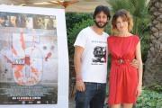 foto/IPP/Gioia Botteghi 23/06/2011 Roma, Presentazione del film 5 nella foto Matteo Branciamore e Giorgia Wurth