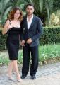 foto/IPP/Gioia Botteghi 1/07/2011 Roma, Globi D'oro, Raoul Bova e signora