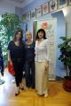 foto/IPP/Gioia Botteghi 19/07/2011 Roma, conferenza stampa di Magnagrecia film festival, alcuni attori che prenderanno parte alla rassegna , GAia De Laurentis, Rosella Brescia Mariangela D'Abbraccio
