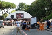 Foto/IPP/Gioia Botteghi Roma 21/07/2011 Provini di XFactor palazzo della civiltà del lavoro