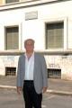 foto/IPP/Gioia Botteghi 07/08/2011 Roma, Primo Ciak della fiction IL DELITTO DI VIA POMA, canale 5, nella foto:  GIORGIO COLANGELI, nella parte del portiere