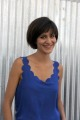 foto/IPP/Gioia Botteghi 07/08/2011 Roma, Primo Ciak della fiction IL DELITTO DI VIA POMA, canale 5, nella foto: Giulia Bevilacqua,  nella parte della sorella di Simonetta