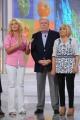 foto/IPP/Gioia Botteghi 12/09/2011 Roma, prima puntata de LA PROVA DEL CUOCO/ LA LOTTERIA, nella foto la conduttrice Antonella Clerici con Claudio Lippi ed Anna Moroni