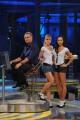 foto/IPP/Gioia Botteghi 13/09/2011 Roma,  puntata de _Avanti un altro_ canale 5 Bonolis con le due vallette Carlotta e Jessica ( questa è Miss Padania2011 Bionda)
