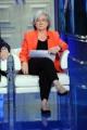 foto/IPP/Gioia Botteghi 20/09/2011 Roma, prima puntata di porta a porta con la nuova scenografia tutta Blu, nella foto ospite Rosy Bindi