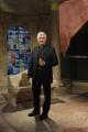foto/IPP/Gioia Botteghi 21/09/2011 Roma, puntata di SULLA VIA DI DAMASCO, nella foto il conduttore Don Giovanni D'Ercole Vescovo dell'Aquila