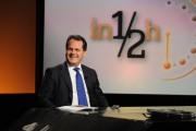 foto/IPP/Gioia Botteghi 25/09/2011 Roma, trasmissione IN MEZZ'ORA nella foto il ministro Saverio Romano