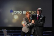 foto/IPP/Gioia Botteghi 30/09/2011 Roma, Pippo Baudo ospite della trasmissione de LA7, otto e mezzo, condotto da Lilli Gruber