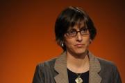 foto/IPP/Gioia Botteghi 9/10/2011 Roma, ospite della trsmissione di lucia Annunziata IN MEZZ'ORA, Giulia Bongiorno