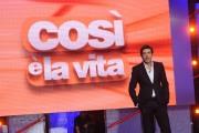foto/IPP/Gioia Botteghi 9/10/2011 Roma, Prima puntata di Domenica in, nella foto  Pierfrancesco Favino