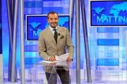 foto/IPP/Gioia Botteghi 12/10/2011 Roma, Uno mattina , i nuovi conduttori , nella foto Franco Di Mare