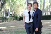 foto/IPP/Gioia Botteghi 14/10/2011 Roma, Presentazione della fiction VIOLETTA, nella foto: Rodrigo Guirao Diaz e Vittoria Puccini
