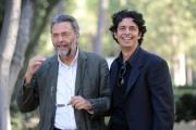 foto/IPP/Gioia Botteghi 14/10/2011 Roma, Presentazione della fiction VIOLETTA, nella foto: Andrea Giordana con il figlio Luchino