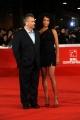 Foto/IPP/Gioia Botteghi Roma 27/10/2011 festival del cinema di Roma, red carpet, The Lady, nella foto: Luc Besson con Virginie Besson Silla