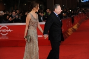 Foto/IPP/Gioia Botteghi Roma 27/10/2011 festival del cinema di Roma, red carpet, The Lady, nella foto:  Michelle Yeoh con il marito Jean Todd