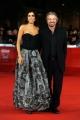 Foto/IPP/Gioia Botteghi Roma 27/10/2011 festival del cinema di Roma, red carpet, Valeria Solarino con Giovanni Veronesi