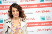 Foto/IPP/Gioia Botteghi Roma 29/10/2011 festival del cinema di Roma,Il paese delle spose infelici, nella foto:  Valentina Carnelutti